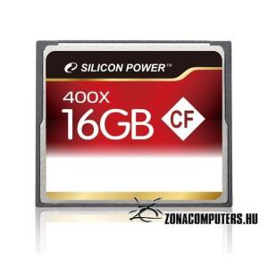 Silicon Power CF 16GB 400x