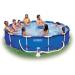 INTEX medence 366x76cm , vízforgató + szűrővel