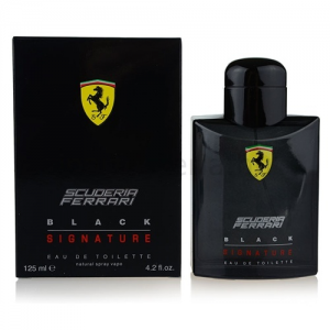 Ferrari Black Signature EDT 125 ml