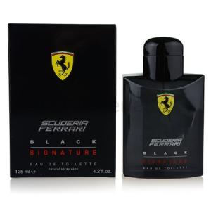 Ferrari Black Signature EDT 125 ml