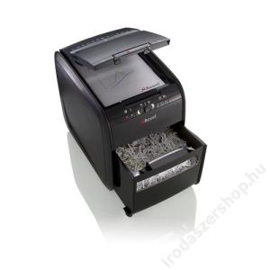 REXEL Iratmegsemmisítő, konfetti, 80 lap, REXEL Auto Plus 80 (IGTR2103080)