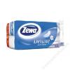 ZEWA Toalettpapír, 3 rétegű, 16 tekercses, ZEWA Deluxe, fehér (KHHZ03)