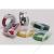 DYMO Feliratozógép szalag, 9 mm x 3 m, DYMO 3D, piros (GD524702)