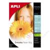 APLI Fotópapír, tintasugaras, 10x15 cm, 180 g, fényes, APLI Everyday (LEAA12081)