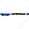 STABILO Alkoholos marker, 0,4 mm, kúpos, STABILO Write-4-all, kék (TST16641)