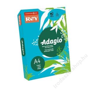 REY Másolópapír, színes, A4, 80 g, REY Adagio, intenzív kék (LIPAD48IK)