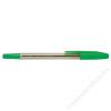 UNI Golyóstoll, 0,3 mm, kupakos, UNI SA-S, zöld (TU1014)