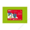 APLI Moosgumi, 400x600 mm, APLI Eva Sheets, világoszöld (LCA12762)
