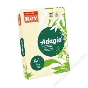 REY Másolópapír, színes, A4, 80 g, REY Adagio, pasztell csontszín (LIPAD48PE)
