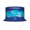 Verbatim CD-R lemez, 700MB, 52x, hengeren, VERBATIM DataLife (CDV7052B50DL)