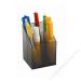 ICO Írószertartó, ICO, füstszínű (TICITFK)