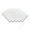 FELLOWES Előlap, A4, 280 mikron, FELLOWES, tejfehér (IFW53765)