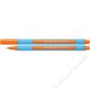 SCHNEIDER Golyóstoll, 0,7 mm, kupakos, SCHNEIDER Slider Edge XB, narancssárga (TSCSLEXBNS)