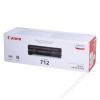 Canon CRG-712 Lézertoner i-SENSYS LBP 3010, 3100 nyomtatókhoz, CANON fekete 1,5k (TOCCRG712)