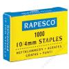 RAPESCO Tűzőkapocs, No.10, RAPESCO (IRAP510VZ3)