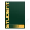 ICO Füzet, tűzött, A4, sima, 32 lap, ICO Student (TICSFS)