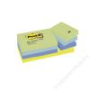 3M POSTIT Öntapadó jegyzettömb, 38x51 mm, 3M POSTIT, álmodozó színek (LP653MTDR)