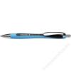 SCHNEIDER Golyóstoll, 0,7 mm, nyomógombos, SCHNEIDER Slider Rave, fekete (TSCSLRAFK)