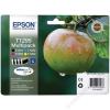 Epson T12954010 Tintapatron multipack Stylus SX420W nyomtatóhoz, EPSON b+c+m+y, 32,2ml (TJE12954)
