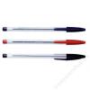 VICTORIA Golyóstoll, 0,7 mm, kupakos, VICTORIA, piros (TVI5001P)