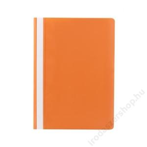 VICTORIA Gyorsfűző, PP, A4, VICTORIA, narancssárga (IDGYVN)