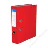 VICTORIA Iratrendező, 75 mm, A4, PP/karton, VICTORIA, piros (IDI75PN)