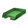 ESSELTE Irattálca, műanyag, ESSELTE Europost, áttetsző zöld (E623597)