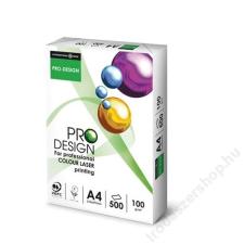 PRO-DESIGN Másolópapír, digitális, A4, 100 g, PRO-DESIGN (LIPPD4100) fénymásolópapír