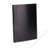VIQUEL Bemutatómappa, 10 zsebes, A4, VIQUEL Standard, fekete (IV502005)