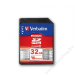 Verbatim SDHC 32GB Class 10