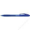 ICO Zseléstoll, 0,5 mm, nyomógombos, ICO Gel-X, kék (TICZSIXK)