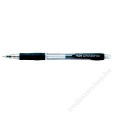 Pilot Nyomósirón, 0,5 mm, PILOT SuperGrip, fekete (PSGM05FK) ceruza