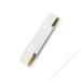 Leitz Lefűzőlapocska, PP, LEITZ, fehér (E1430618)