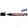 EDDING Tábla- és flipchart marker, 1,5-3 mm, kúpos, EDDING 360, fekete (TED36011)