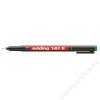EDDING Alkoholos marker, OHP, 0,6 mm, EDDING 141 F, zöld (TED14141)