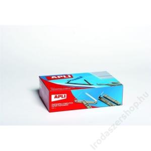 APLI Lefűzőlapocska, fém, 100 db-os, APLI (LCA11832)