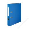VICTORIA Iratrendező, 50 mm, A4, PP/karton, élvédő sínnel, VICTORIA, kék (IDI50K)
