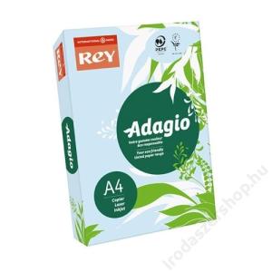 REY Másolópapír, színes, A4, 80 g, REY Adagio, pasztell kék (LIPAD48PK)