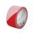 3M Ipari jelzőszalag, 50x33 mm, 3M, piros-fehér (U3M767I)