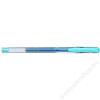 UNI Zseléstoll, 0,4 mm, kupakos, UNI UM-100, világoskék (TU1000571)
