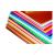 DEKOR Dekor karton 2 oldalas 48x68 közép barna (ISKE121)