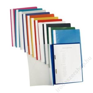 ESSELTE Gyorsfűző, PP, A4, ESSELTE Standard, kék (E15386)