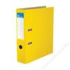 VICTORIA Iratrendező, 75 mm, A4, PP/karton, VICTORIA, sárga (IDI75SN)