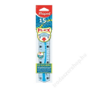 MAPED Vonalzó, műanyag, hajlítható, 15 cm, MAPED Flex (IMA244060)