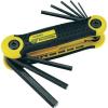 Conrad Proxxon Industrial Zseb imbus kulcs készlet, 8 részes, SW 1,5/2,0/2,5/3,0/4,0/5,0/6,0/8,0 mm