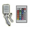 LEDMASTER RGB led vezérlõ (IR) - 6A  24 gombos