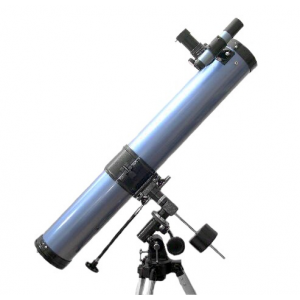 Skywatcher 76/900 Newton EQ1 mechanikán