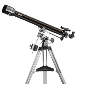 Skywatcher 60/900 refraktor EQ1 mechanikán