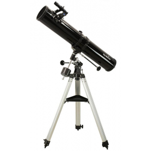 Skywatcher 114/900 Newton EQ1 mechanikán