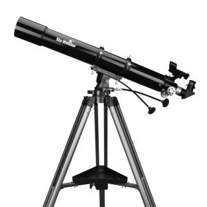 Skywatcher 90/900 Refraktor AZ3 mechanikán